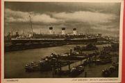 AK historisch Hamburg Cap Arcona