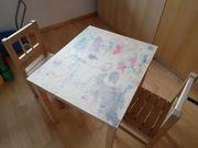 Basteltisch für Kinder von Ikea
