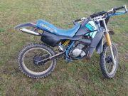 Moto Cross Suzuki TS 80