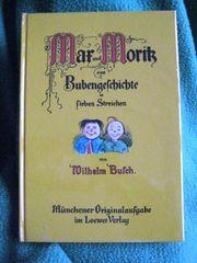 Tolles Märchenbuch Max und Moritz