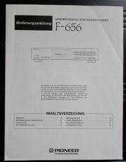 Pioneer Tuner F656