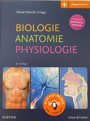 Biologie Anatomie Physiologie - Buch noch