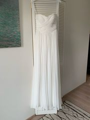 Grace Kelly Weißes Hochzeitskleid Ballkleid