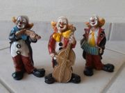 3 Clowns vom Künstler Claudio