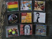 CDs 9 Stück