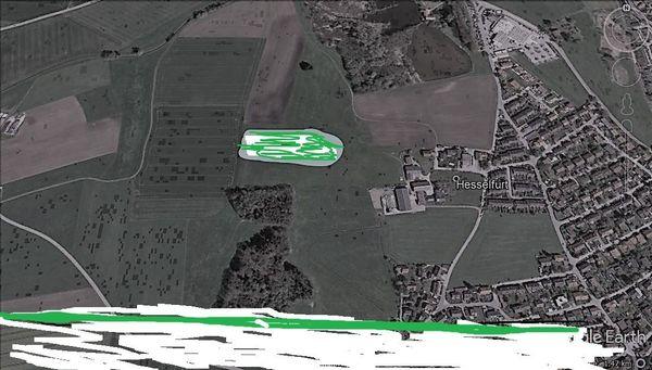 Wiese Landwirtschaftliches Grundstück Grünland