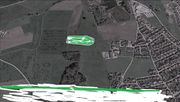 Ackerland -Wiese Landwirtschaftliches Grundstück