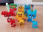 Lego Duplo Meine ersten Tiere -