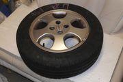 Satz Räder 4 Stück Reifen