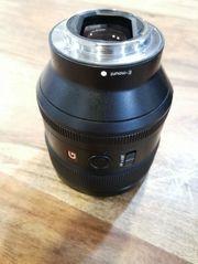 Sony G-Series 85 mm F1