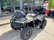 ATV Quad Stels Guepard 850