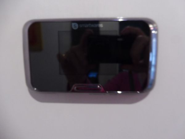 Türspion Smartwaves Videokamera,