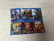 PS4 Spiele Bundle