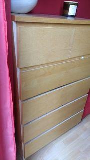 Kleiderschrank chest of drawers