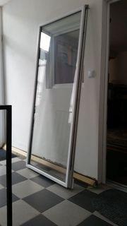 Balkontür Kunststoff weiss