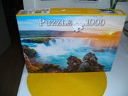 Puzzle Wasserfall 1000 Teile
