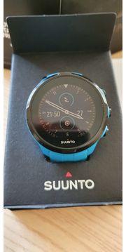 Suunto Spartan wrist hr blau