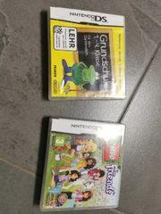 2 Spiele für Nintendo DS