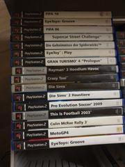 playstation 2 und 3 spiele
