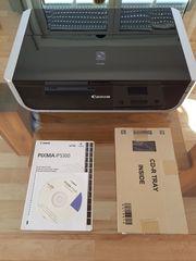 Leistungsstarker Premium-Fotodrucker Canon PIXMA iP5300