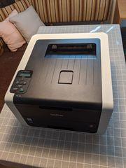 Farblaserdrucker - Brother HL-3152CDW