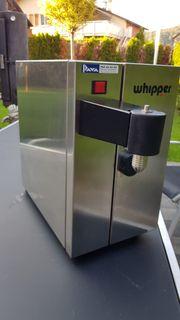 Gastro Schlagrahm Automat -Sahnemaschine Marke