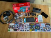 NEU Nintendo Switch v2konsole