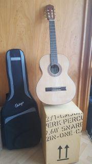 1 2 Kindergitarre