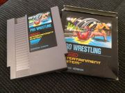 Nintendo NES Pro Wrestling
