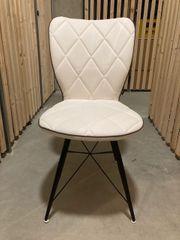 2 Stühle weiss