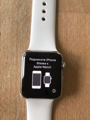 Apple Watch 38 mm SS