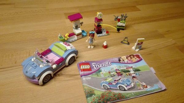 Lego Friends Mia s Sportflitzer