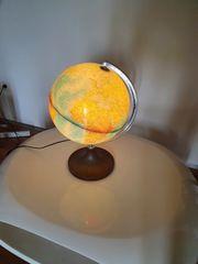 Leuchtglobus Globus Nachtlampe