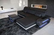 Sofa Eckcouch Designersofa Couch BOLOGNA