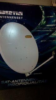 Neue Sat-Antenne