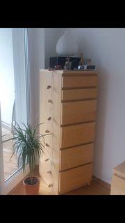 Ikea Malm Kommode Spiegel