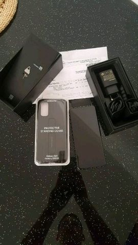 samsung galaxy s20 Cosmic Gray
