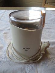 elektrische Kaffeemühle Krups 50 Typ