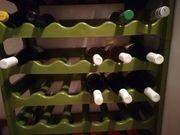 Flaschenregale