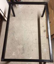 Tischgestell aus Metall 120 x