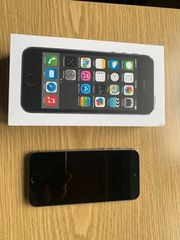 iPhone 5S 16 GB schwarz
