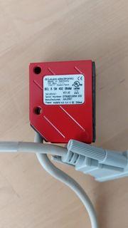 Stationärer Barcode Laser-Scanner Strichcodeleser Linienscanner