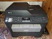 Brother MFC-7460DN Monolaser-Multifunktionsdrucker
