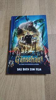 Jugendbuch - Gänsehaut von R L