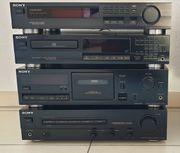 Sony Soundsystem CD MC Tuner