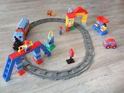 Lego Duplo Eisenbahn 10507 Dampflok