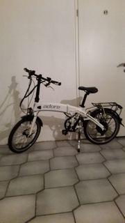 Verkaufe ein Adore E-Faltrad Cologne