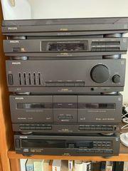 Philips Stereo Hifi Anlage 900