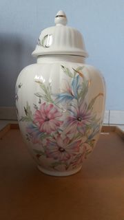 große ital Vase