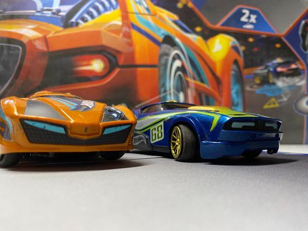 Mattel Hotwheels Al Intelligence Race